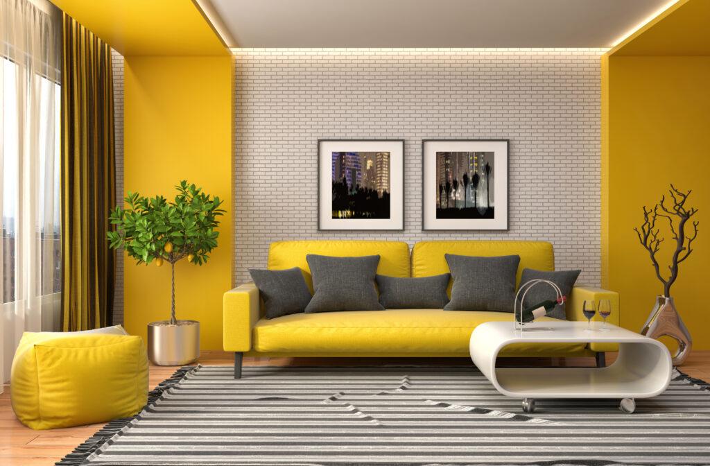 Habitus - Color of the Year - I colori nell'interior design